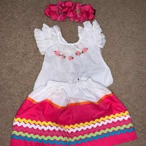 Other - Fiesta doll outfit